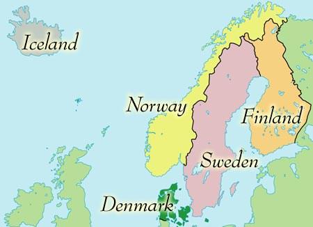 scandinavien