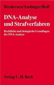 DNAAnalyseStrafverfahren