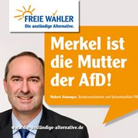 MerkelistDieMutter